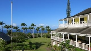 preview picture of video 'Ottley's Plantation Inn - St Kitts & Nevis, West Indies.'