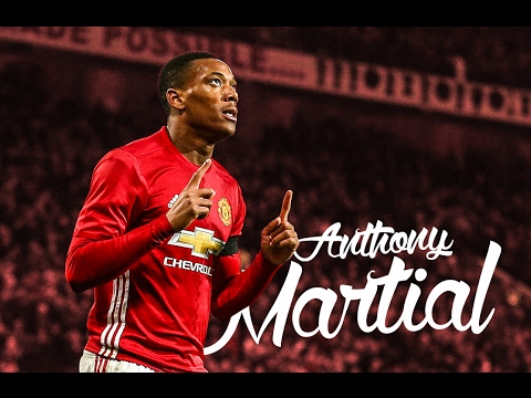 Anthony Martial – A Touch of Class – 2016/17
