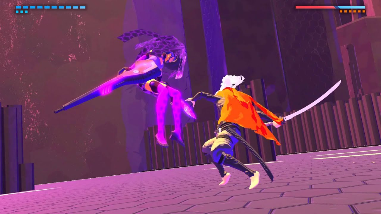 Furi showcases its fearsome bosses in new trailer