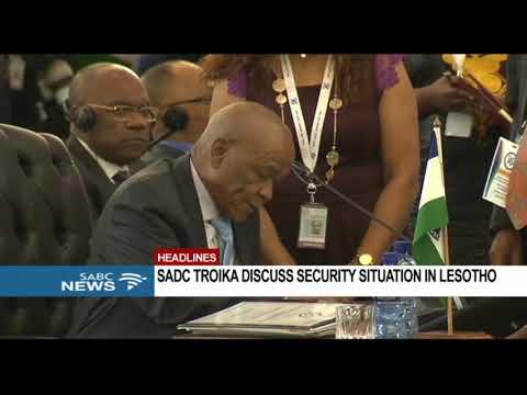 #SABCNews top stories @16h00 | 15 September 2017
