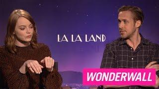 Why Emma Stone And Ryan Gosling Felt Like 8 Year Olds On The Set Of La La Land