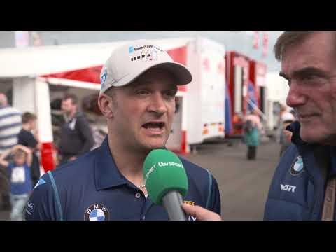 Dick Bennetts and Colin Turkington on the BMW 3 Series' winning start | BTCC 2019