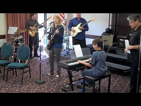 Here are some clips of some of my students showing how much fun music lessons can be.