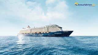 Mein Schiff 4: Rundgang
