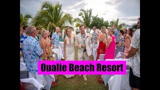 Oualie Beach Resort Wedding Photography - Chelsea & Ben