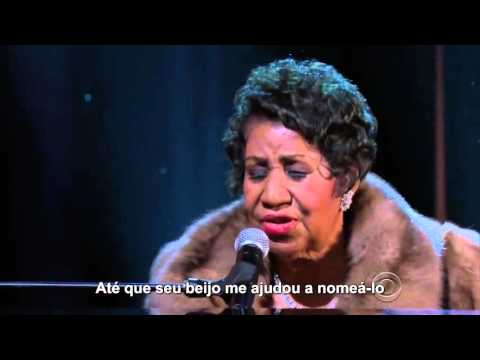 Aretha Franklin - (You Make Me Feel Like) A Natural Woman (Live HD) Legendado em PT- BR