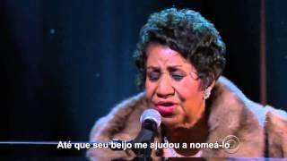 Aretha Franklin - (You Make Me Feel Like) A Natural Woman (Live HD) Legendado em PT- BR
