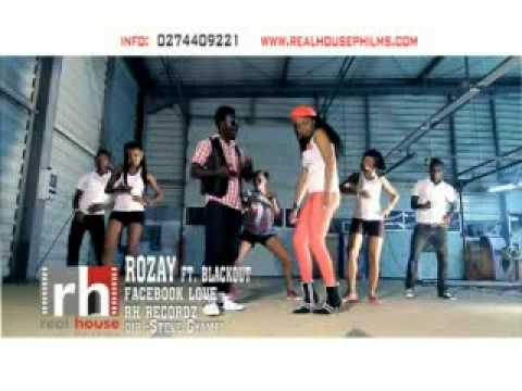 Rozay ft Blackout - facebook love(offically video)