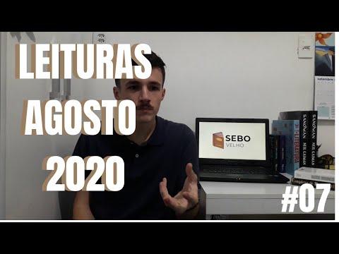 #07 LEITURAS AGOSTO 2020