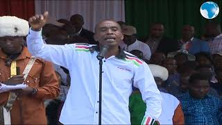 We are ready as Mt Kenya to back the BBI - Senator Wamatangi
