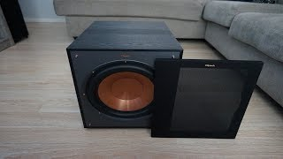 Klipsch R-120SW Subwoofer Review