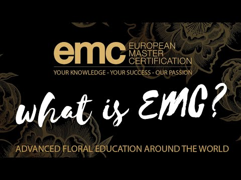 EMC - The European Master Certification Floral Design Program ...