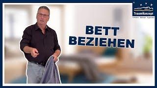Tipps für EINFACHES Bettbeziehen - FRAG DEN JÄGER - Folge 20