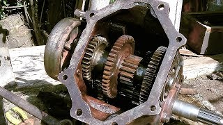 Нива СК-5 коробка передач, как работает/устройство (ремонт). Механика с времен СССР.