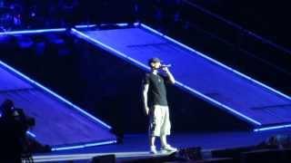 Eminem 'Not Afraid' - Live @ Stade de France, Paris - 22/08/2013 [High Quality Mp3]
