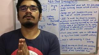 Cloud Computing | Tutorial #33 | Mobile Cloud Computing (MCC)