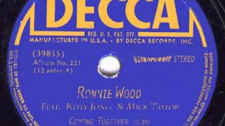 Coming Together - Ron Wood
