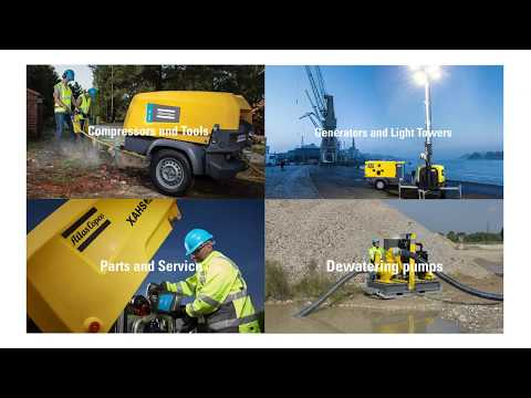 Get the best solutions with the Power Techniques products from Atlas Copco - zdjęcie