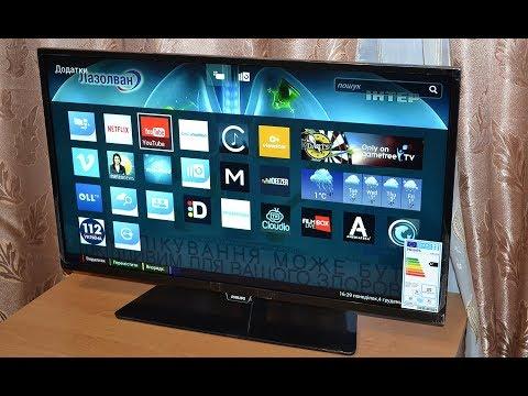 Philips 32PHS5301/12   видео обзор