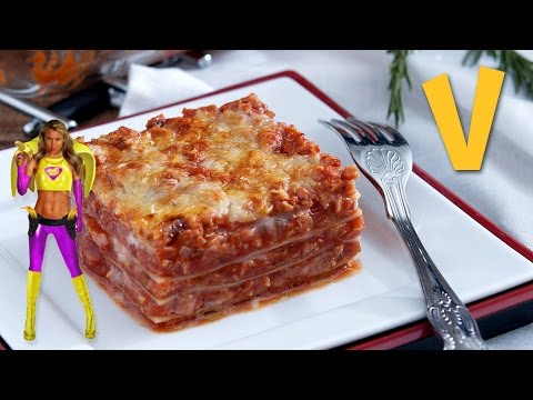 Lasagne | Freelee's favourite foods