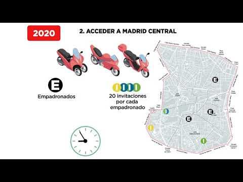 Vídeos de 'Vídeo: Cómo entrar en moto en Madrid'