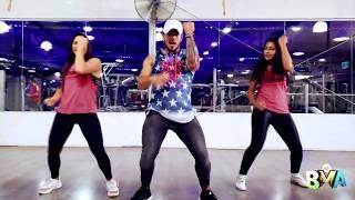 Sean Paul, J Balvin   Contra La Pared  Zumba Fitness James Diaz Go