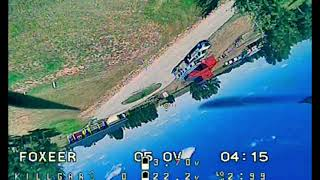 """Today's Flowstate ???????????????????? - 6S FPV Freestyle - 5"""" - Analog DVR"""