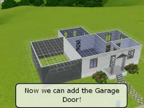 Garage With Foundation Door Not Working The Sims Forums