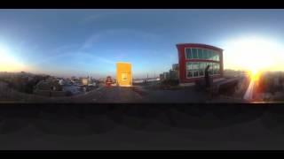 360fly VR Camera Sample