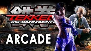 Tekken - Tag Tournament 2 [Unknown|D.Bosconovitch - Arcade]