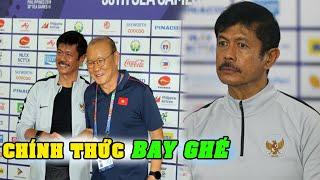 Tin bóng đá VN 14/12: Thua U22 Việt Nam, HLV U22 Indonesia bị thầy Park đá bay ghế