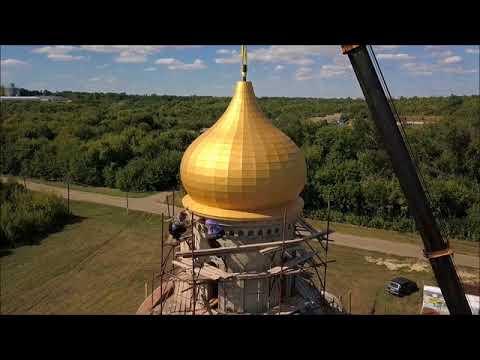 Храм к 1000 летию ярославля