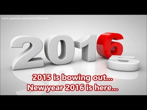 New year 2016 animation top viral videos happy new year 2016 latest smsgreetingswhatsapp videobest wishes m4hsunfo