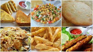 6 LOW BUDGET IFTAR RECIPES by (YES I CAN COOK)