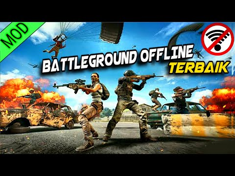 Download 5 Game Mirip PUBG dan Free Fire Offline Terbaik di android (Battlegrounds & BattleRoyale)