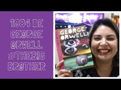 1984 de Gorge Orwell #OGrandeIrmão