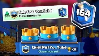 Clash Royale - 5600 TROPHIES! Top 200 Push