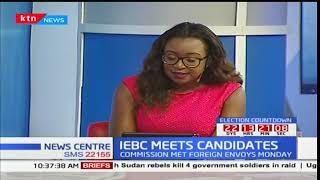 Electoral laws and governance expert, Felix Odhiambo on amendment bill