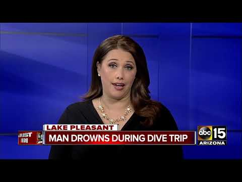 Man dies during dive trip at Lake Pleasant