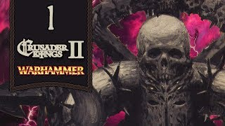 The Lost and The Damned - Warhammer Geheimnisnacht V1.1 Let's Play - 1 -  [CK2 Mod]