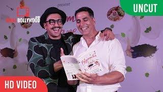 UNCUT - Twinkle Khanna Pyjamas are Forgiving Book Launch | Ranveer Singh, Akshay Kumar, Sonam Kapoor