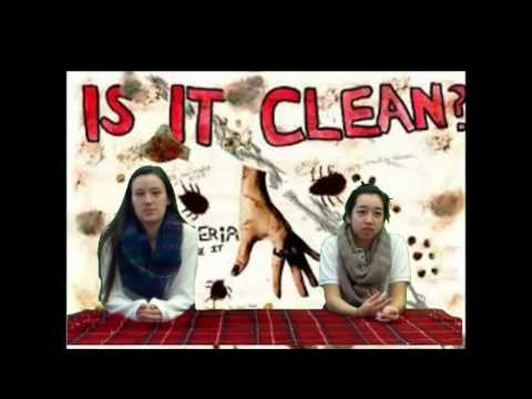 Food Safety and Food Poisoning Final Ecology Project - Dreama and Katy