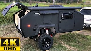 TOP 3 NEW OFF ROAD CAMPER TRAILER For Camping Expeditions