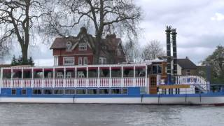 preview picture of video 'Turks Thames River Trips - New Southern Belle'