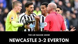 Analysing the goals | Newcastle United 3-2 Everton