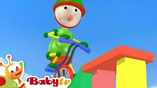 Like to Play? Ride Game, Space Game and more with Colorful Toys   BabyTV