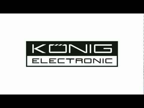 """Konig 7"""" LCD Monitor SEC-MON51"""