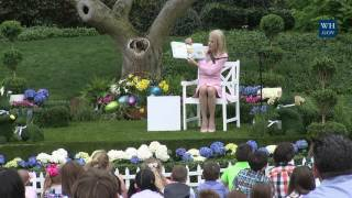 White House Easter Egg Roll: Reading Nook with Counselor Kellyanne Conway