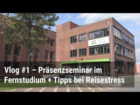 Vlog: Präsenzseminar am IST-Studieninstitut in Düsseldorf – Fernstudium Stress- und Mentalcoach