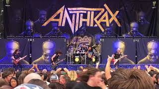 Anthrax - I Am The Law (2018)